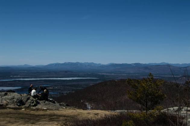 Pleasant Mountain main summit