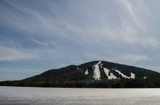 Shawnee Peak from 302