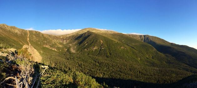 Tuckerman and Huntington Ravines