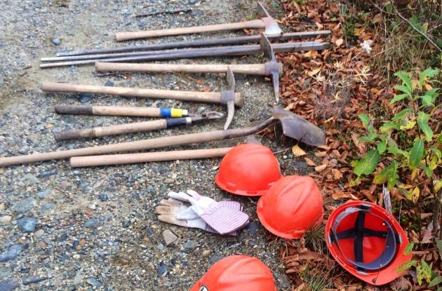 Trail Repair Gear