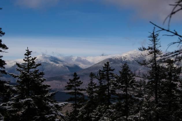 First Vista from below Mount Surprise