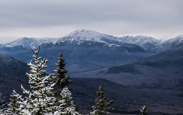 Mount Washington from Mount Surprise