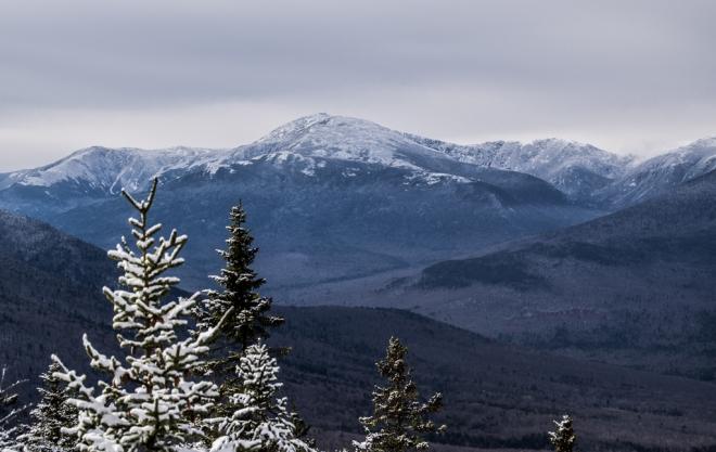 Mount Washington from Mount Surprise