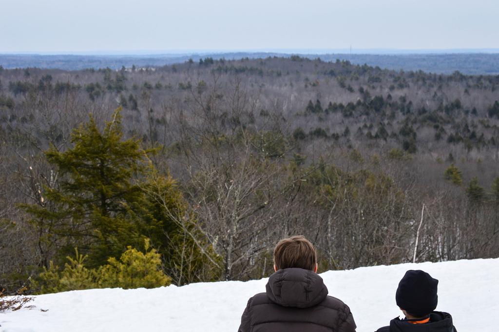 Bradbury Mountain