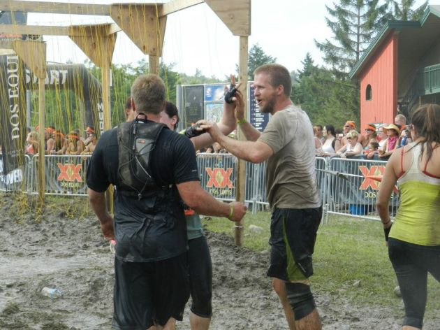 2012 Tough Mudder, Mt. Snow, Vermont