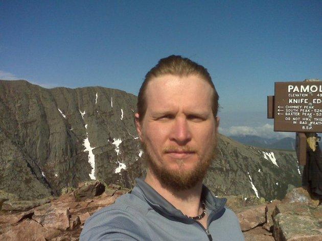 On Pamola Peak