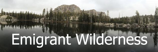 Hiking Emigrant Wilderness