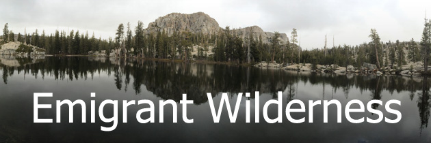 Hiking Emigrant Wilderness