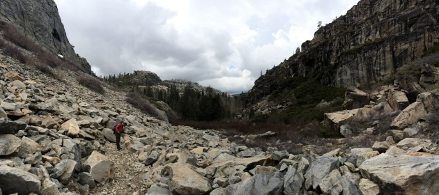 Granite canyon