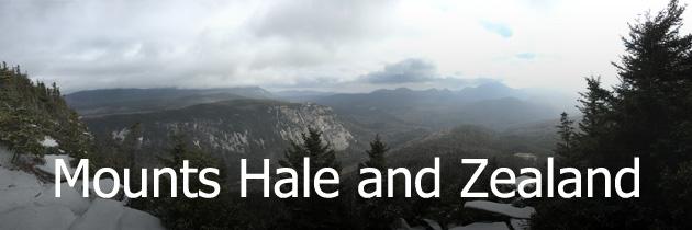 Hike: Hale and Zealand