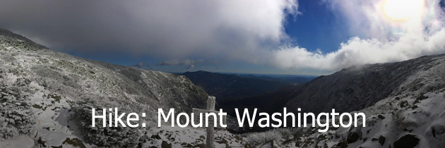 Hike Mount Washington
