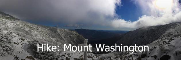 Hike Mount Washington