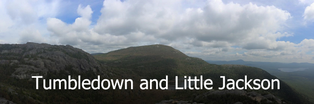 Hike Tumbledown and Little Jackson