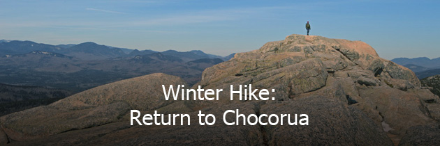 Winter Hike: Return to Chocorua