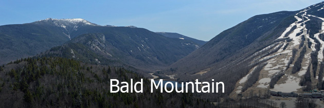 Hike Bald Mountain and Artist's Bluff
