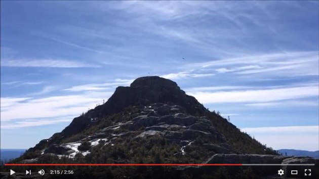 Return to Mount Chocorua video