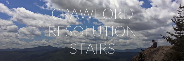 Hike: Crawford/Resolution/Stairs