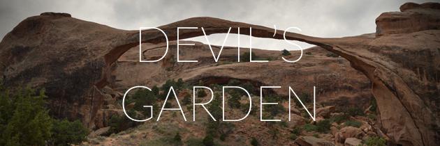 Hike Devil's Garden