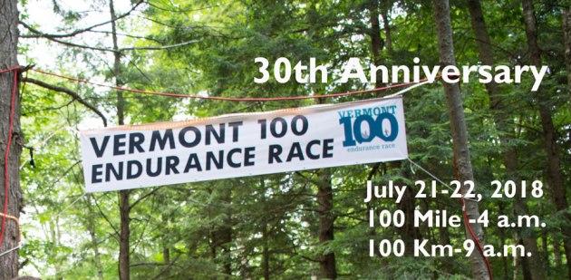 Vermont 100 Endurance Race