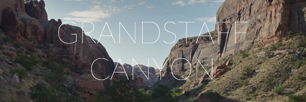 Hike Grandstaff Canyon