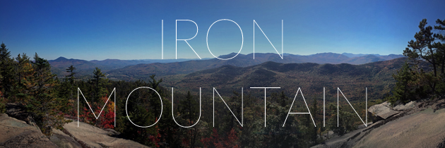 Hike Iron Mountain