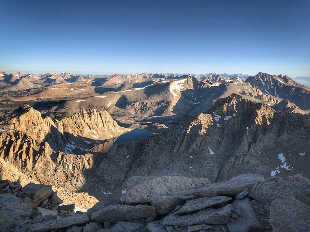 Mount Whitney view