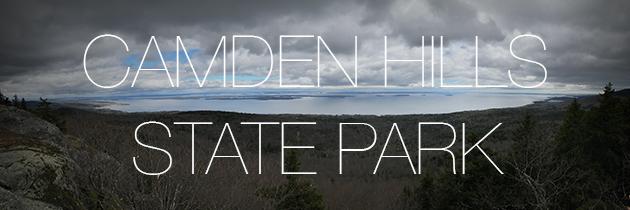 Camden Hills State Park