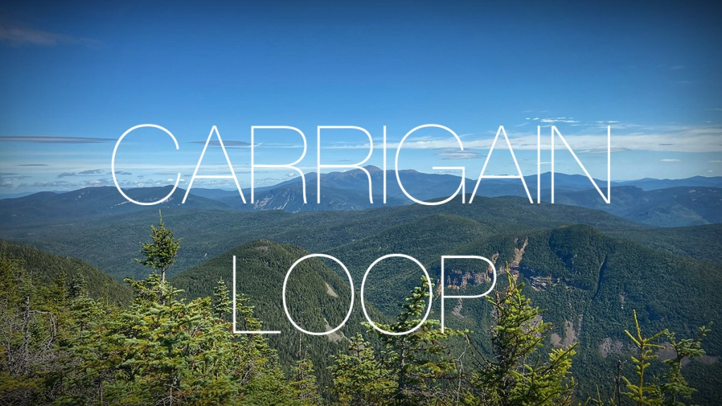 Hike: Carrigain Loop
